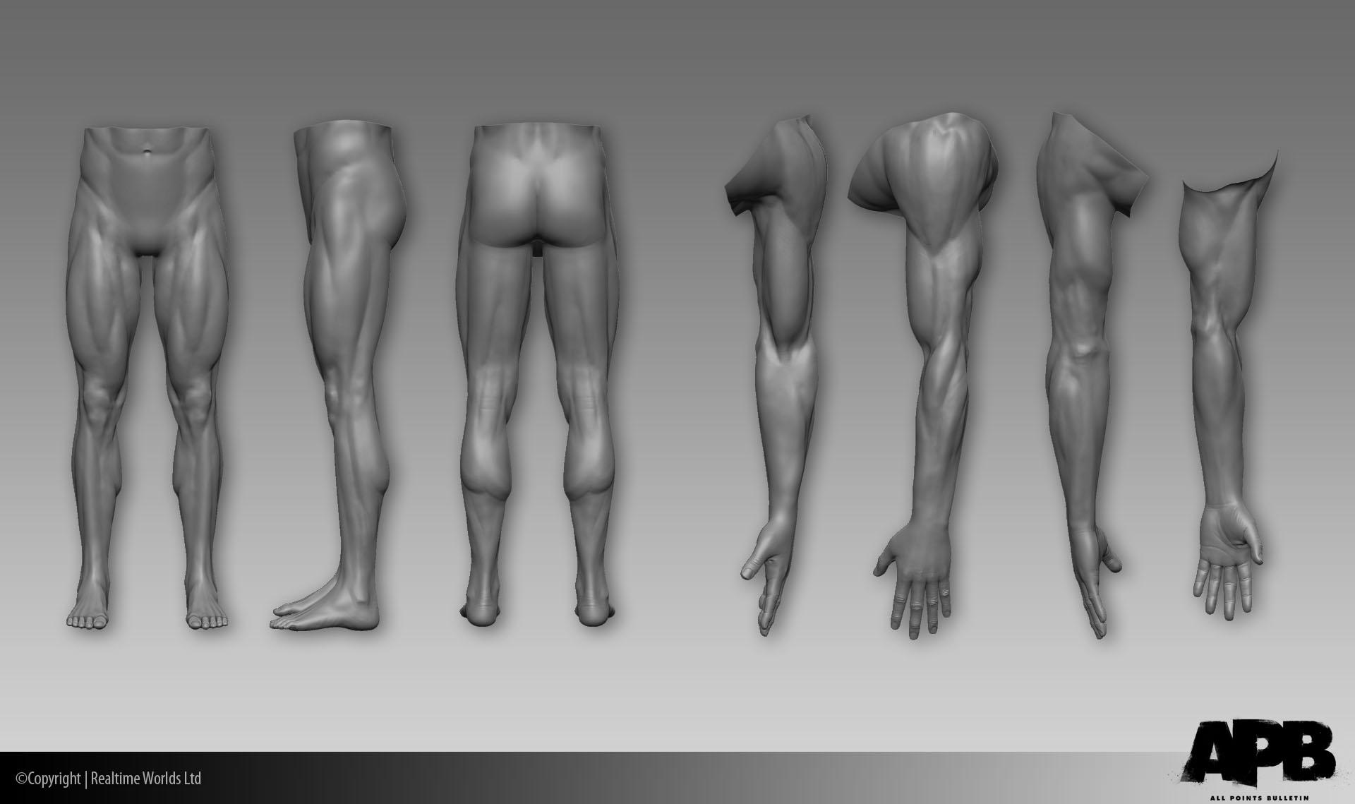 APB | 3D Artist – Dario Pane